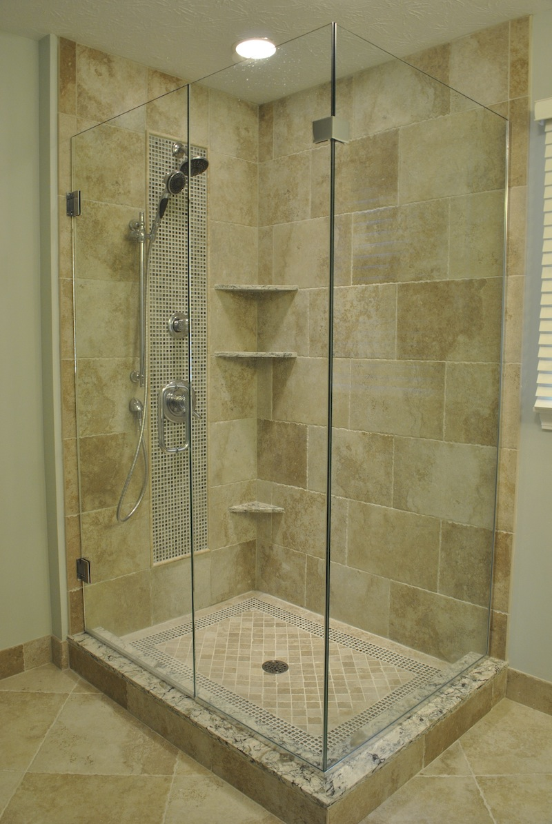 Bathroom remodeling indianapolis in - Master Bath Carmel 2013 The Homewright