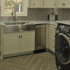 Laundry Room and First Floor Updates Indianapolis 2016